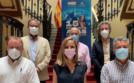 Agrícola López Lara, Primaflor y Cuéllar Arquitectura del Mármol, finalistas por Almería en los Premios Alas