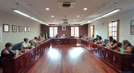 El Consejo Escolar de Huércal reiterará a la Junta la instalación un aula para alumnos de espectro autista