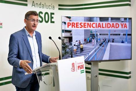 PSOE critica periodos de hasta 14 días en Roquetas, El Ejido o Huércal para tener cita médica presencial