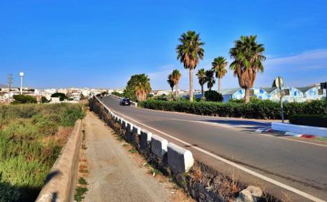 La Junta de Gobierno de Huércal aprueba la ampliación del puente de Viator