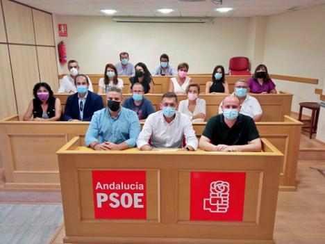 El PSOE de Almería respaldará en el Congreso Federal ampliar el concepto de justicia social