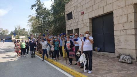 Huércal de Almería recupera los viajes de la Tercera Edad