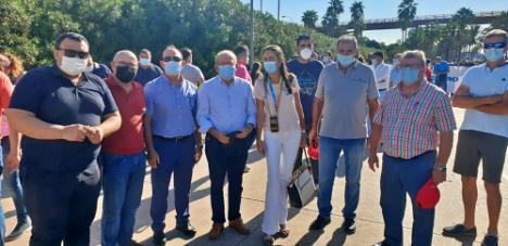Ayuntamiento de El Ejido muestra su apoyo a los agricultores