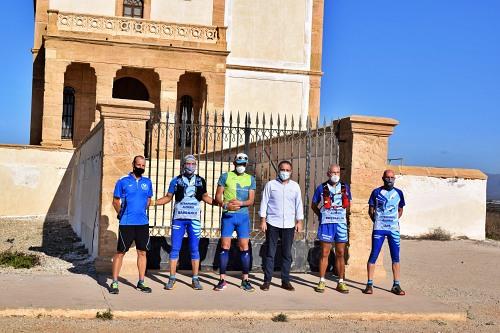El reto 'Sin-plastic-zamos' llegará a Almería con dos ultrafondistas