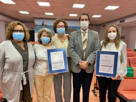 Certificación de calidad de varias unidades de gestión clínica del Área Sanitaria Norte