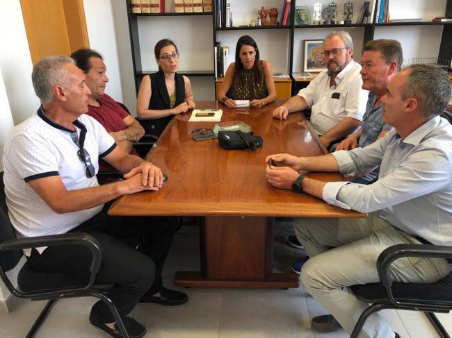 El Ayuntamiento solicita una reunión con el subdelegado sobre seguridad en El Puche