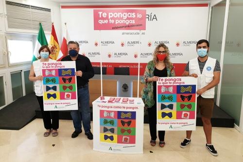 Campaña del IAJ sobre enfermedades de transmisión sexual