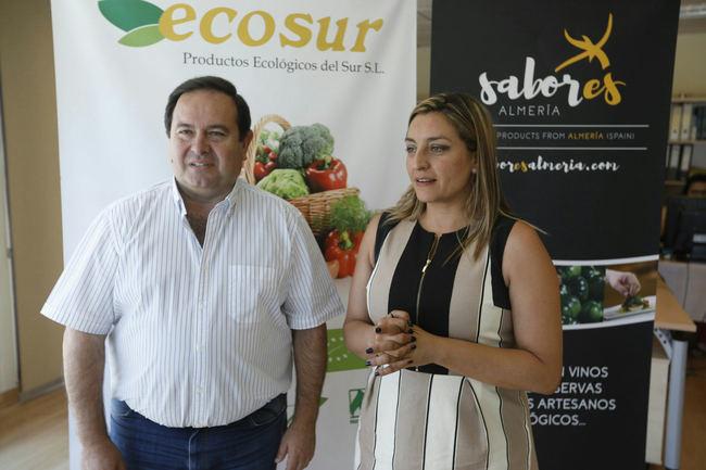 Productos Ecológicos del Sur se integra en 'Sabores Almería'