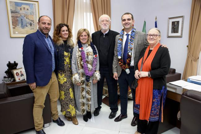 La Fundación Vicente Ferrer agradece la solidaridad almeriense