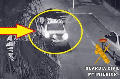 Investigadas por denunciar el falso robo de un vehículo