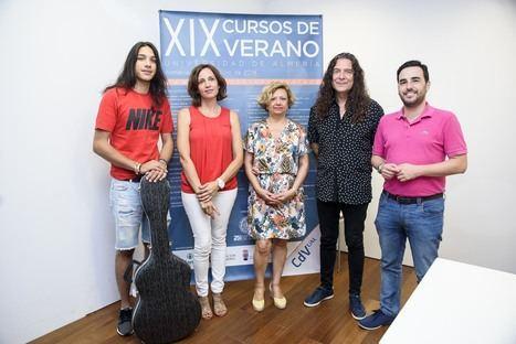 Tomatito comparte sus secretos con la guitarra en una nueva edición del Curso de Verano 'Sonanta'