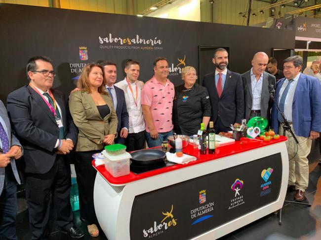 Almería lleva su capitalidad gastronómica a Andalucía Sabor