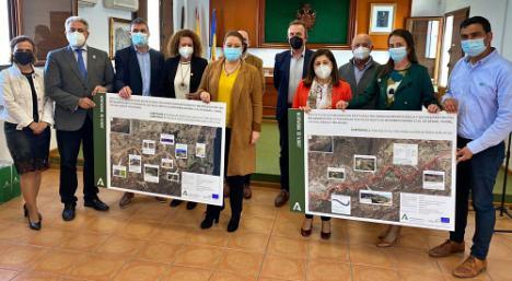 54.000 personas se beneficiarán de la nueva depuradora que la Junta construirá en Mojácar