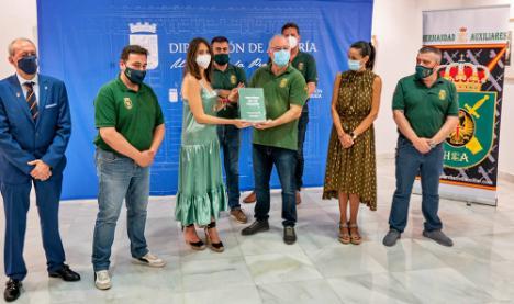Almería lidera un proyecto en apoyo a víctimas del terrorismo