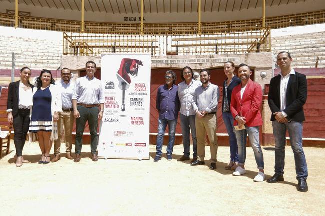 Así viene el 52º Festival Flamenco de Almería
