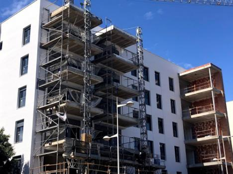 El alcalde pide a la construcción que pare de modo voluntario por el #COVID19