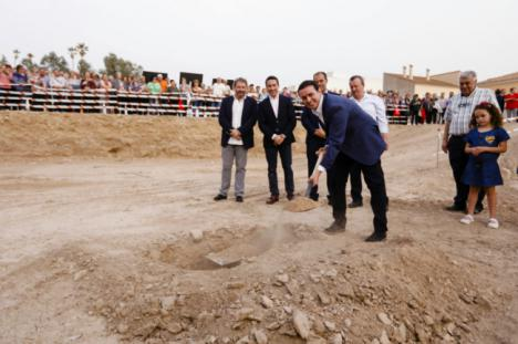 La pedanía pulpileña de La Fuente estrenará acceso gracias a inversiones de Diputación