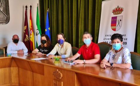 Burgos pone Los Gallardos como ejemplo de gestión de Ciudadanos