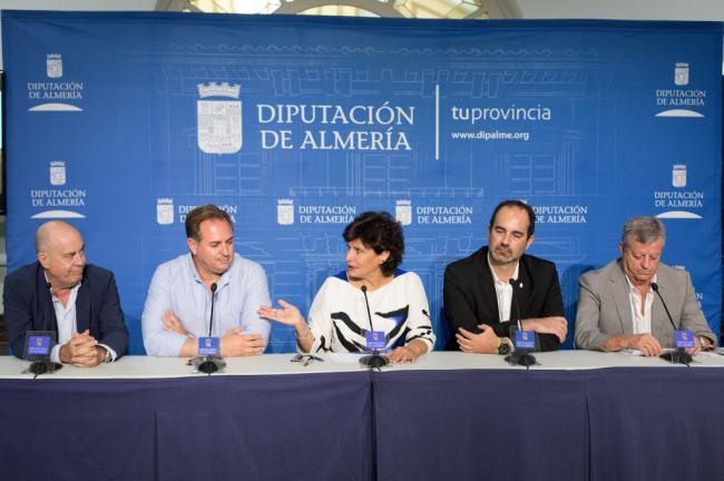 El Plan de Modernización del Comercio Minorista recalará en Carboneras, Macael y Vélez-Rubio