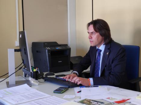 Ciudadanos propone a Diputación una mesa de trabajo por la crisis de Thomas Cook