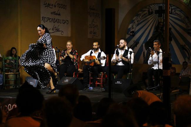 Cerca de 7.000 personas disfrutan del 52º Festival de Flamenco y Danza de Almería