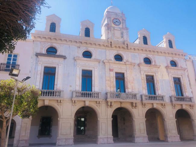El Ayuntamiento licita la restauración de la fachada de la Casa Consistorial en la Plaza Vieja