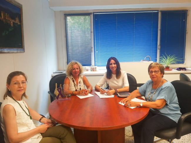Diputación y ALMUR estrechan lazos en acciones formativas para mujeres
