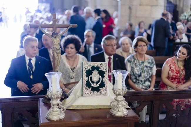Solemne Eucaristía en honor a la Virgen del Mar