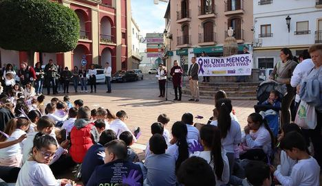 Berja se suma al Día Internacional contra la Violencia de Género