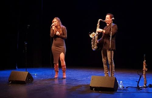 Elegancia 'En Clave de Soul' en el segundo concierto de 'Café en Vivo con Voces Femeninas'