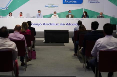 """Fernández Pacheco reivindica un municipalismo """"fuerte y con financiación justa"""