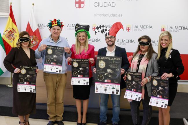 La Cena Benéfica de Carnaval será a favor de la Asociación Española Contra el Cáncer