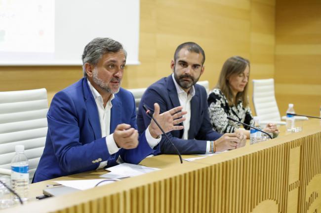 Diputación pone en valor el Instituto Almeriense de Tutela