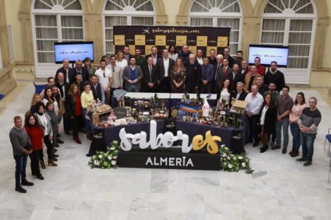 Los 'Sabores Almería' llegan con 47 empresas de la provincia al centro de la ciudad