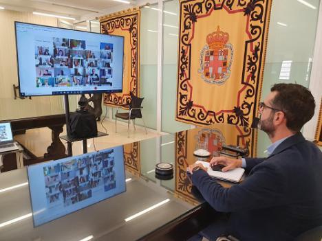 Almería no ha recibido aún ni un euro del Gobierno de Sánchez para luchar contra el #COVID19
