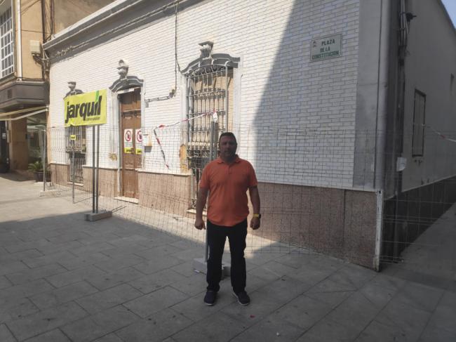 Cs Roquetas pregunta por la paralización del museo en la Casa Anita Guerrero