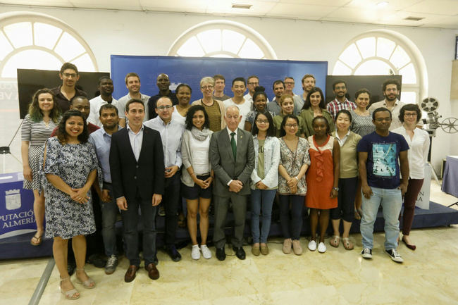 El modelo hídrico de Almería protagoniza el Máster de Gestión de Agua de la Unesco-IHE