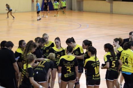 CBM Vícar Bahía de Almería sigue imparable y derrota a Carboneras