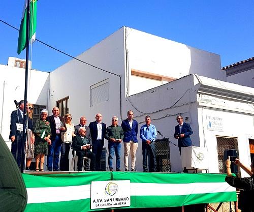 La Cañada vuelve a ser referente del 28F en la capital almeriense