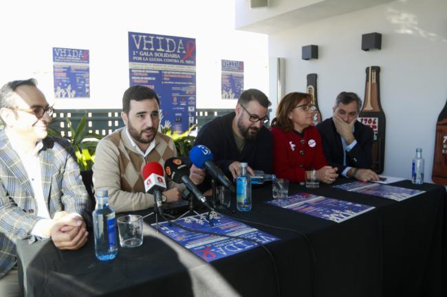 'Colega Almería' pone en marcha la I Gala Solidaria por la Lucha contra el SIDA