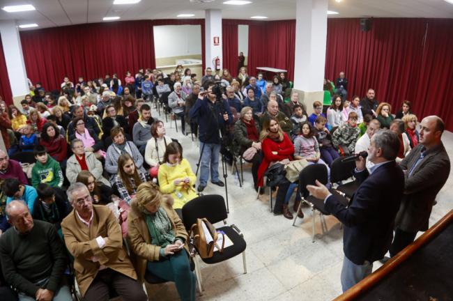 200 participantes en Abla en el II Pleno Intergeneracional de la Comarca de Nacimiento