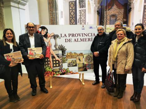 'Momentos Estelares en la Historia de Almería' ya puede verse en Vera