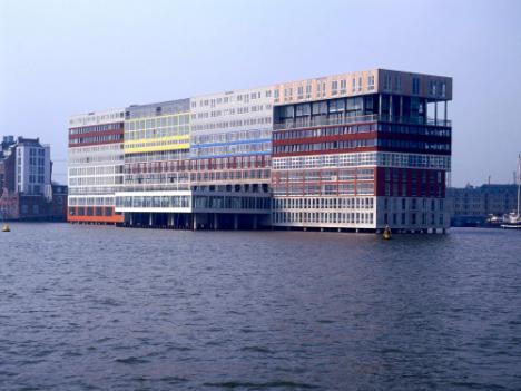 C-guide de Consentino se ocupa de la arquitectura contemporánea de Ámsterdam