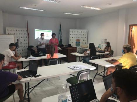 Diputación impulsa el emprendimiento en Líjar