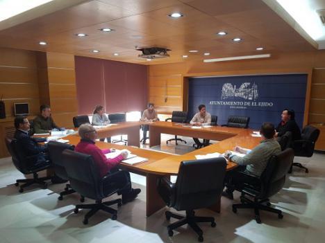 El Ayuntamiento de El Ejido potencia la desinfección por #COVID19