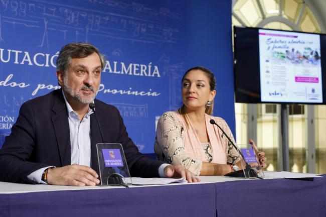 Diputación impulsa los hábitos saludable en las familias con cinco rutas de 'Sabores Almería'