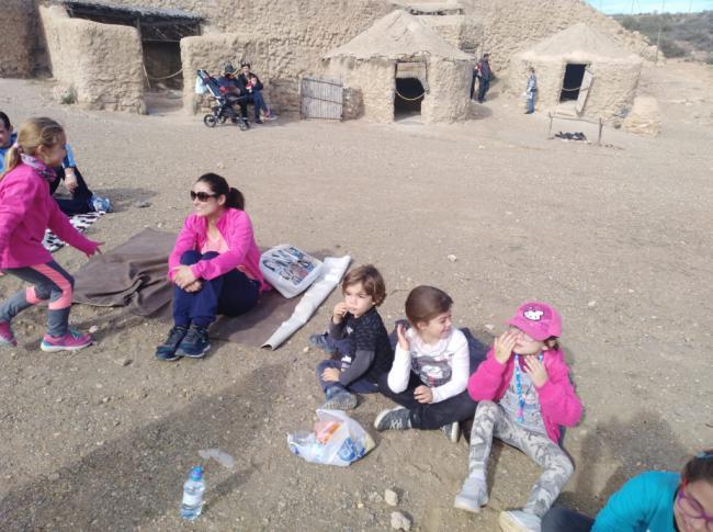 Más de un centenar de familias en actividades impulsadas por Diputación