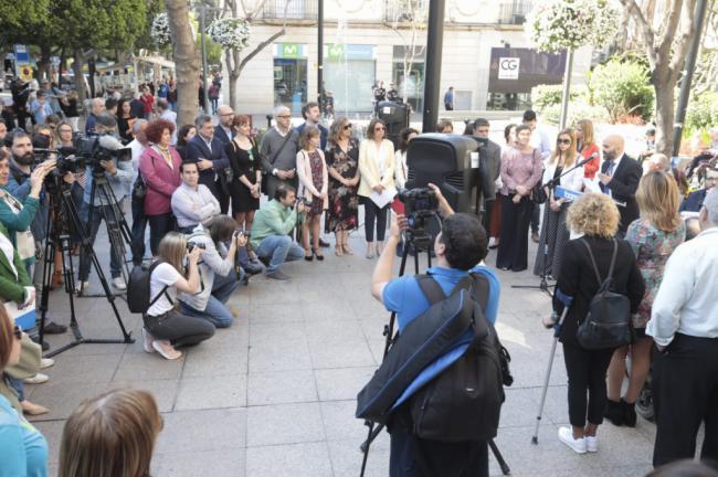 """El Ayuntamiento de Almería quiere """"una ciudad 100% inclusiva"""""""