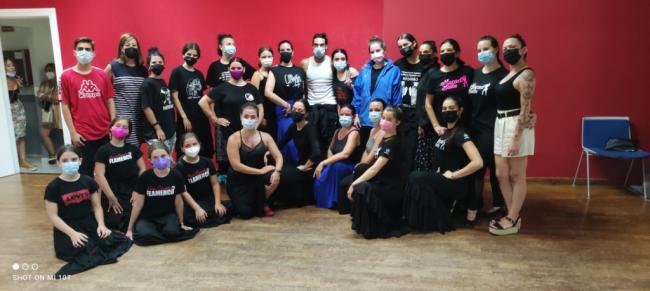 2.000 personas disfrutan del 54º Festival de Flamenco y Danza de Almería