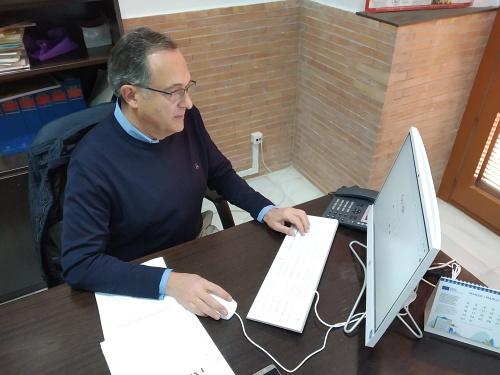 El Ayuntamiento de Vélez Rubio se prepara contra la crisis del #COVID19